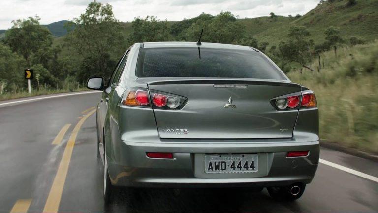 Mitsubishi - Barulho