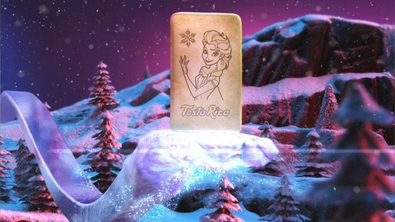 Tosta Rica - Frozen