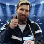 Messi Tour